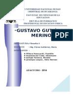 Guztavo Gutierrez