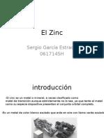 presentación del zinc