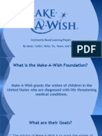 make-a-wish presentation