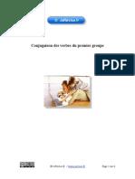 Exercices-présent Des Verbes Du Premier Groupe