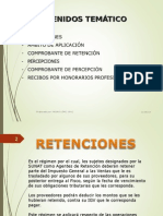 Comprobantes de Pago- Retenciones-percepciones-recibo Por Honorarios (2015)