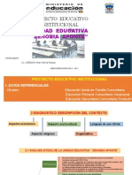 Proyecto Educativo Institucional Prof. Serna