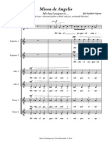 Missa de Angelis - Michael Pugnavit
