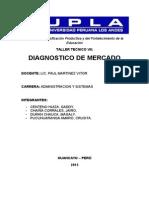 Diagnostico de Mercado