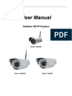 IP Camera User Manual_English FI9804w