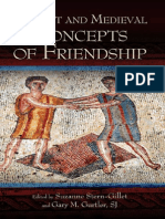 (SUNY Series in Ancient Greek Philosophy) Suzanne Stern-Gillet, SJ Gary M. Gurtler-Ancient and Medieval Concepts of Friendship-State University of New York Press (2014)