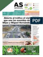 Mijas Semanal Nº638 Del 12 al 18 de junio de 2015