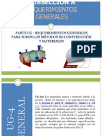 Materiales- Subseccion a,B,C