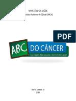 Abc_do_cancer Minitério Da Saude