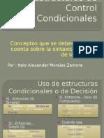 Estructuras de Control(TP)