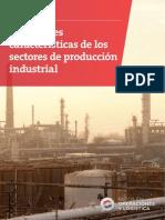 EAE Retos Operaciones y Logística Sectores Producción Industrial