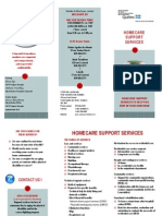 CISSS - Homecare Support Services