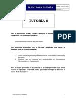 Tutoría 6