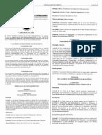 Ordenanza de Procedimientos de La Corte Centroamericana de Justicia