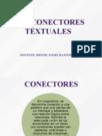 Los Conectores Textuales