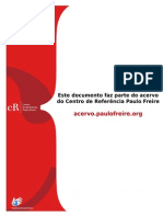 Convite à Leitura de Paulo Freire