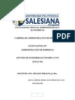 Anualidades Igenieria 2 Ciclo