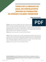 El Bajo Pueblo en La Mirada de Víctor Jara Un Contrapunto Con La Noción de Formación de EPT (Felipe Zurita)