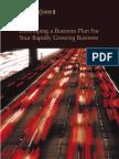 Developing a Business Plan PWC