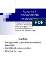 2015.6.4,Deqiang Chen,Advance in Environmental Microbiology