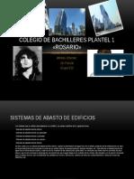 Colegio de Bachilleres Plantel 1 «Rosario»