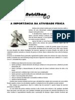 Informativo 26 - Atividade Física