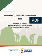 Guía excavaciones