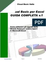 [ITA] [MANUALI - InFORMATICA] Visual Basic Per Excel Guida Completa