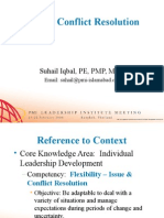 Issue Conflict Resolution_ Suhail