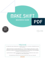 Make.shift Branding Guide