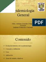 Epidemiología en General