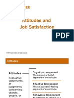 Concept of Attitudes & Job Satisfaction.ppt