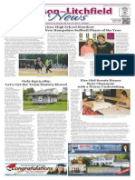 Hudson~Litchfield News 6-12-2015