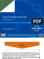 cencosud retail financiero