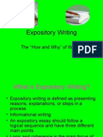 expository writing (1)