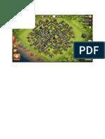 Aldea de clash of clan