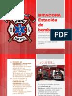 BITACORA Estación de Bomberos Oswaldo Galvan Calderon