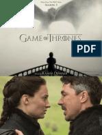 Digital Booklet - Game of Thrones (M