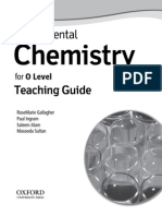Fundamental Chemistry for Cambridge O Level Teaching Guide