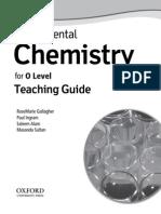 Fundamental Chemistry for Cambridge O Level Teaching Guide