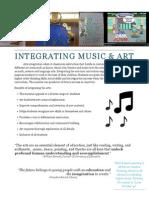 art & music paper