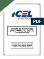 CD-300 Manual Setembro 2012