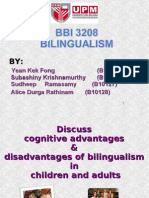 Bilingualism Updated]