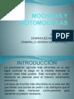 Mochilas y Motomochilas