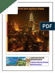 Trade Malaysia (Importing)