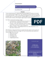 Transit Oriented Atlanta - Fact Sheet