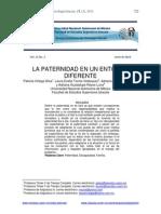UNAM FESI La Paternidad
