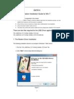 EM781H Modem Installation Guide Win 7