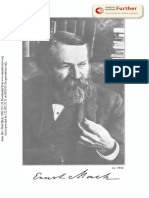 Contributions of Ernst Mach to Fluid Dynamics