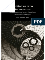 Stengers - Architecture in the Anthropocene